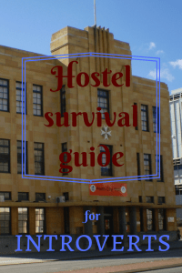 hostel survival guide