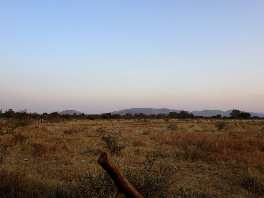 first Africa trip