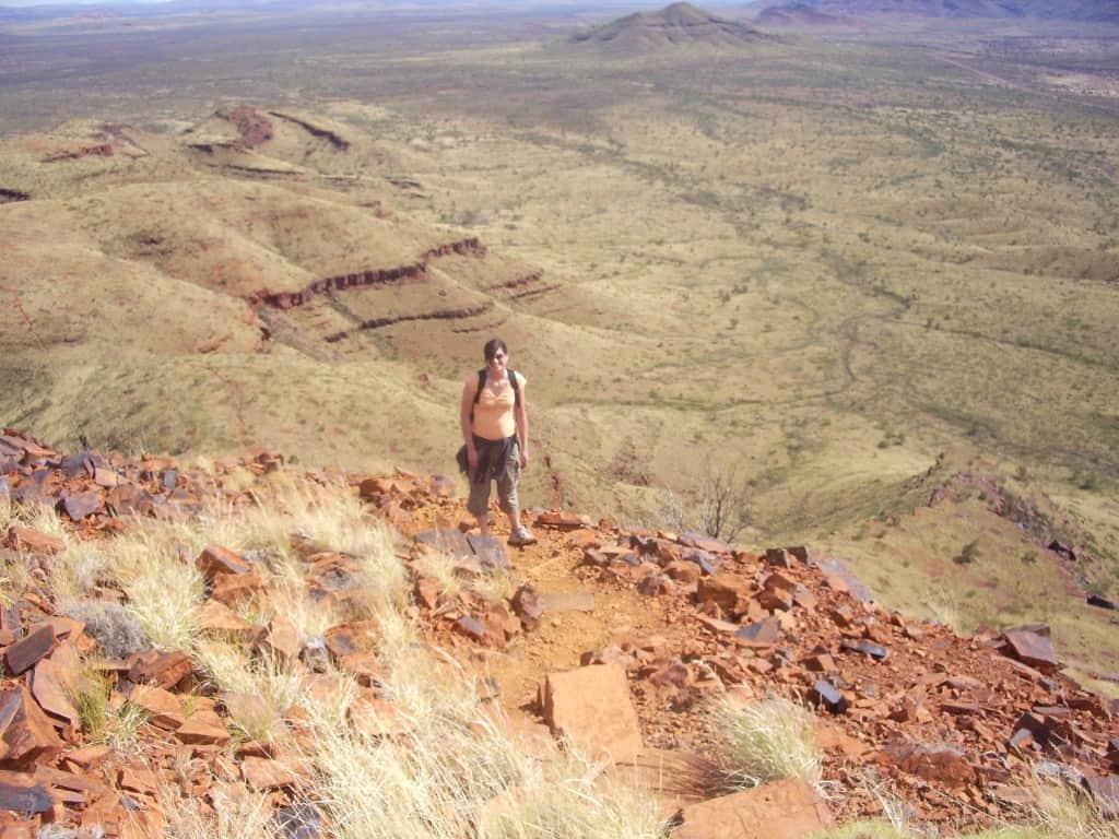 love Australia - Mt Bruce
