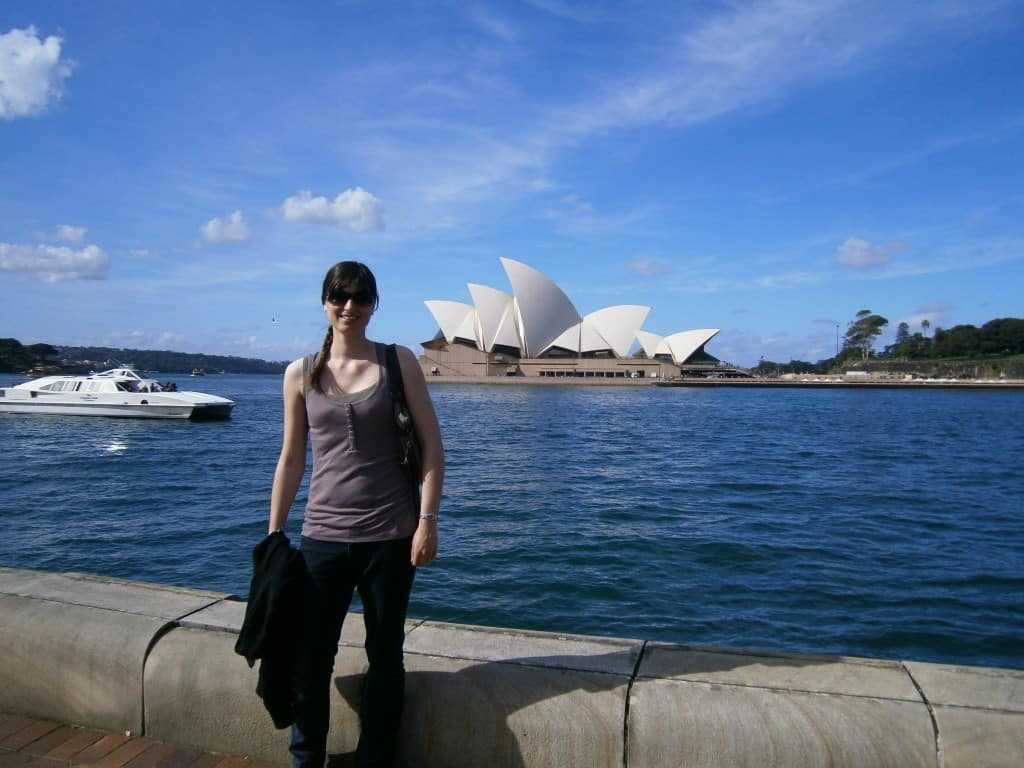 love Australia - Sydney Opera House