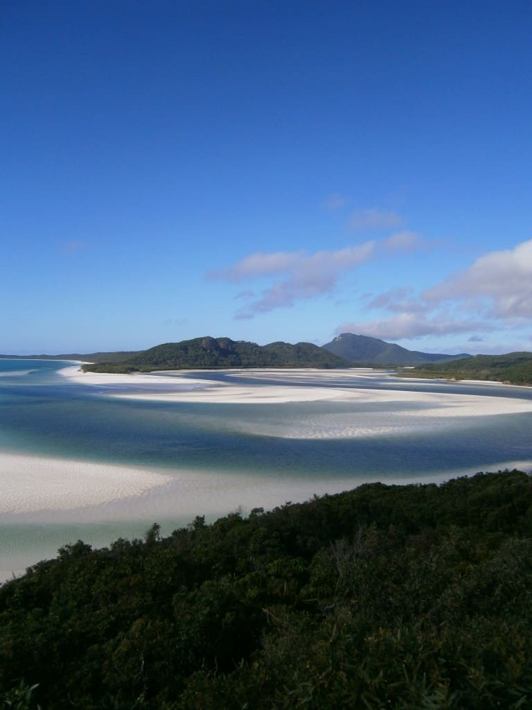 White Haven Beach, Whitsunday Islands, Australia