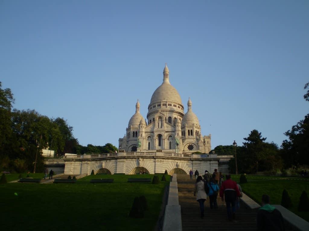 Sacre Coeur de Paris, France