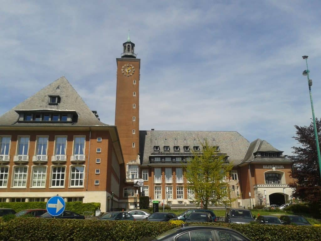 Brussels CUltural Centre