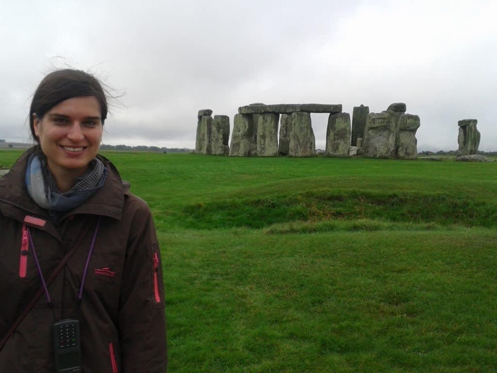 South West England - Stonehenge