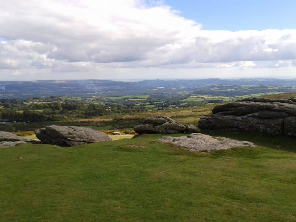 South West England - Dartmoor