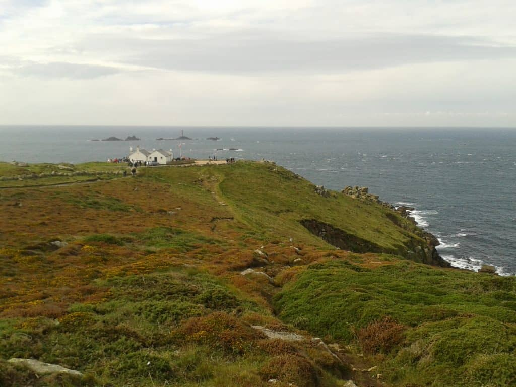 South West England - Lands End Cornwall