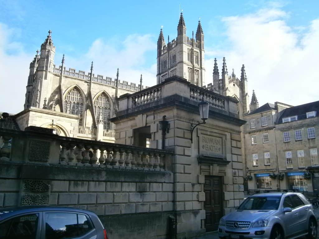South West England - Bath