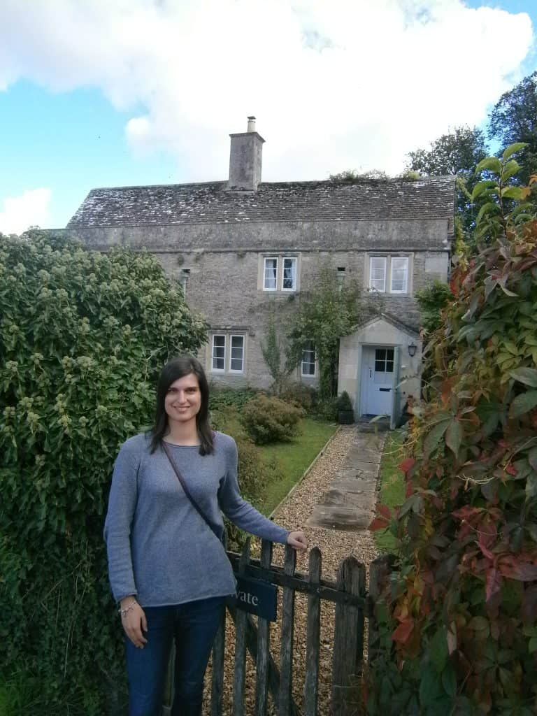 South West England - Lacock Village or Godric's Hollow