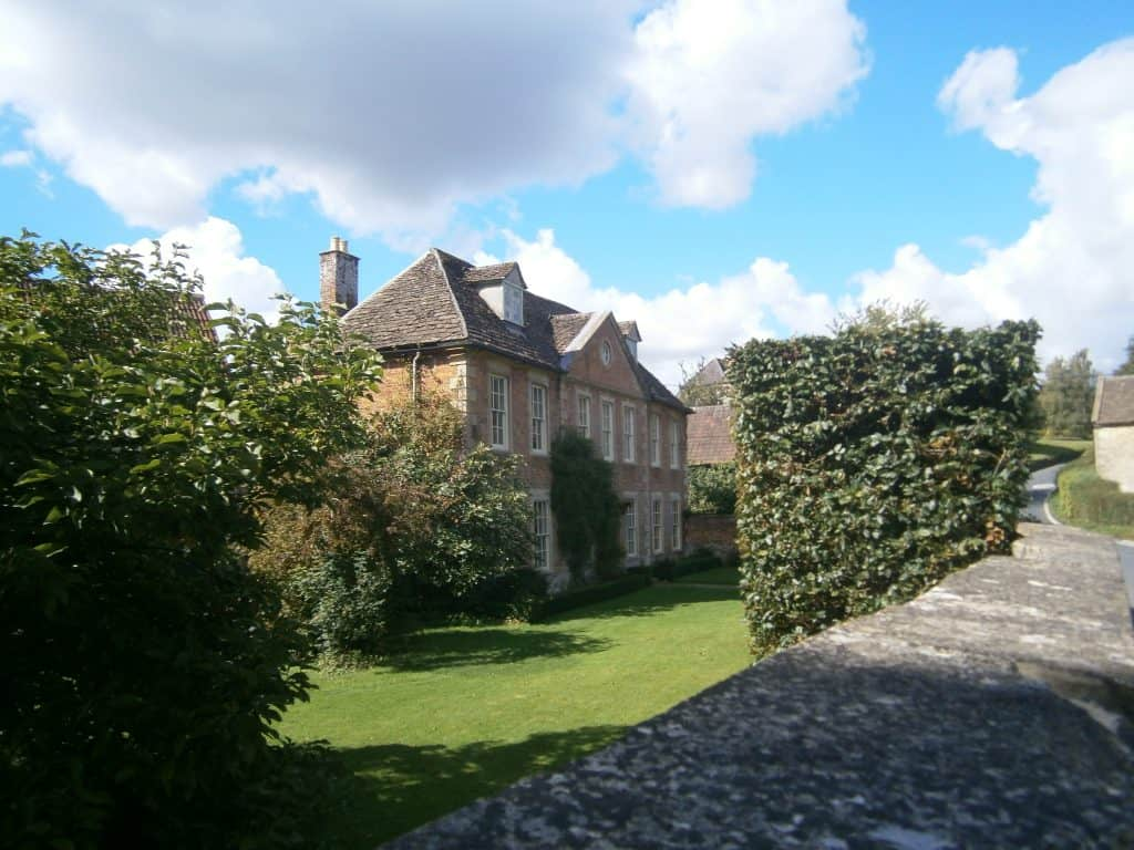 South West England - Lacock Village - Riddle House