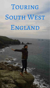 Touring South West England- Pin