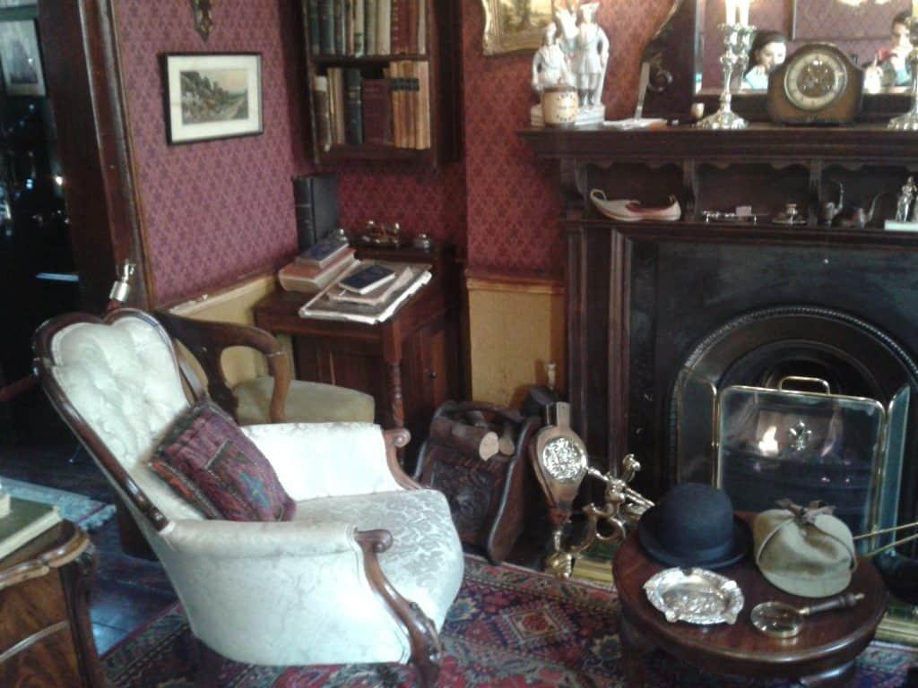 Sherlock Holmes Museum 221B Baker Street London