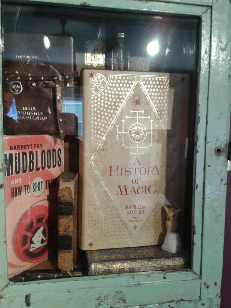 House of MinaLima Harry Potter Books London