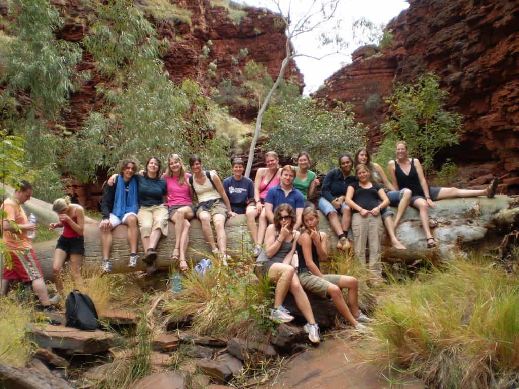 group tours Western Australia