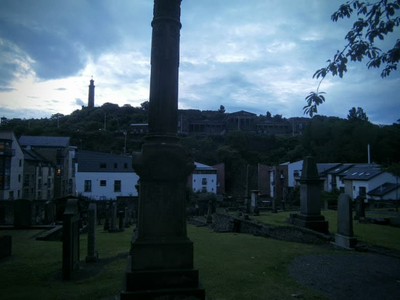 Edinburgh ghost tour