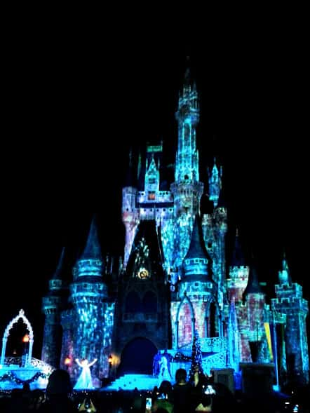 Walt Disney World Cinderella Castle