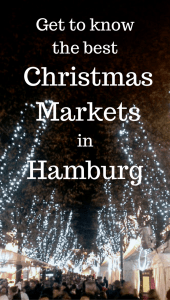 Because all these markets are so close together you can easily cover them in one evening. My annual Christmas Market stroll with friends always visits all of these markets, with a stop at each for a drink or something to eat. I already mentioned the savoury foods. My favourite sweet treats are Schmalzgebäck, Crepes, and Poffertjes - basically, they're mini-pancakes. But there's so much to choose from, no one needs to go hungry.  Then, of course, there are the drinks. Glühwein is the most typical beverage on Christmas Markets. You can get it in different variations and flavours if you feel like swaying from the standard. Another famous one is Feuerzangenbowle: mulled wine with a rum-soaked sugarloaf lit above it. Then there's hot chocolate with a shot of alcohol of your choosing. My personal favourite is Amaretto. It makes it taste like Marzipan.