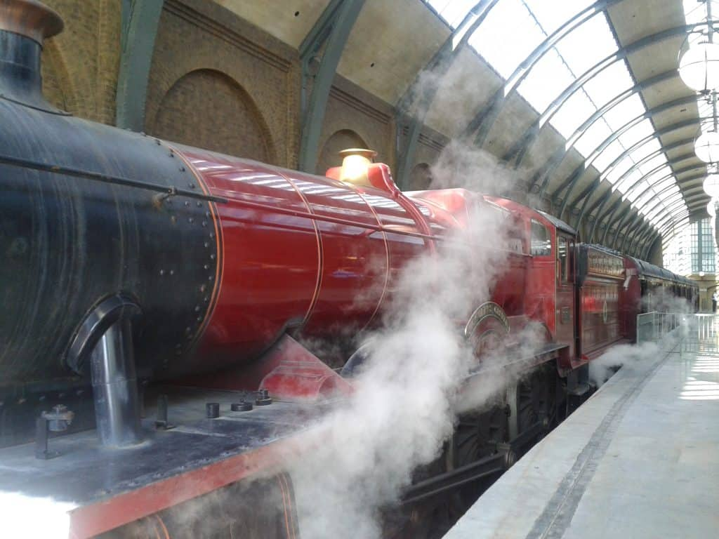 Harry Potter World Hogwarts Express
