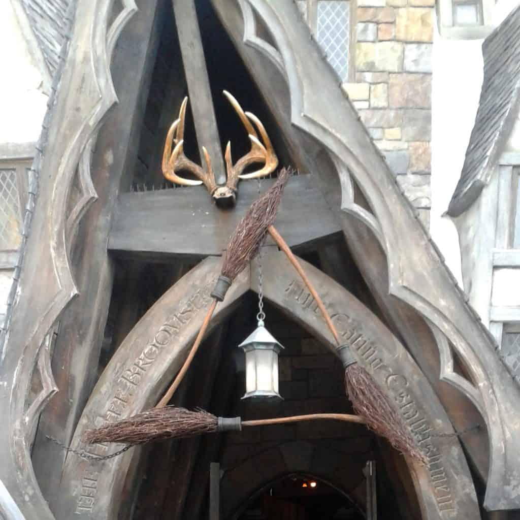 Harry Potter World Three Broomsticks