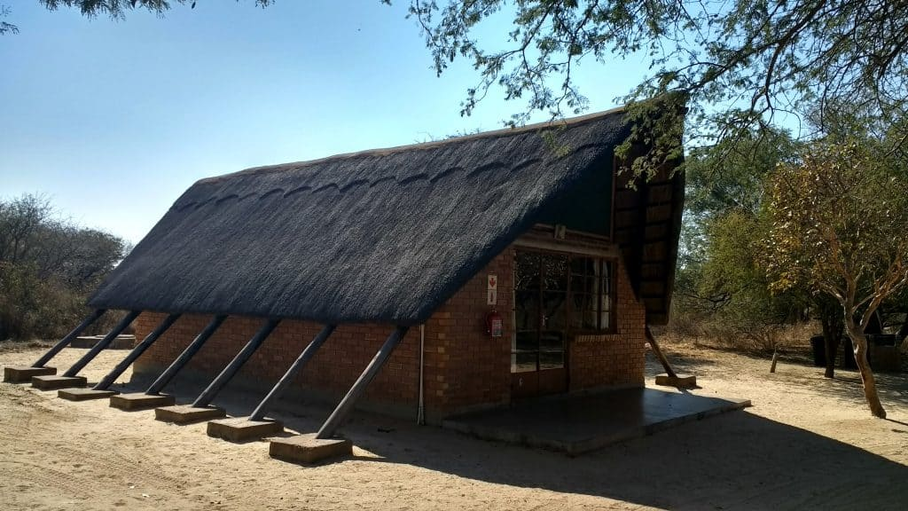 Chalet at Rhino Sanctuary