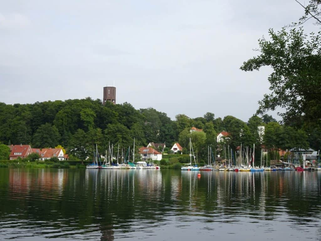 Ratzeburg Lake