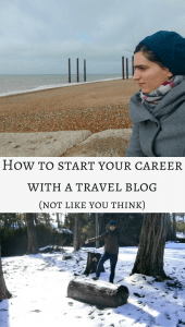 travel blog careers