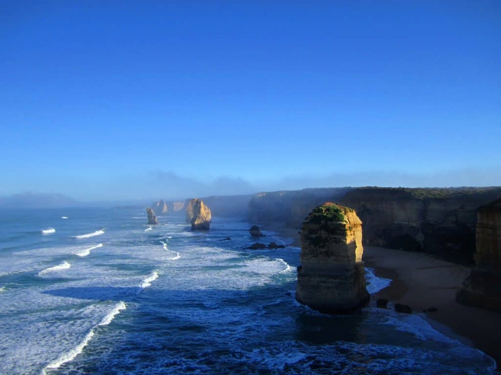 Natural wonders of Australia - Twelve Apostles