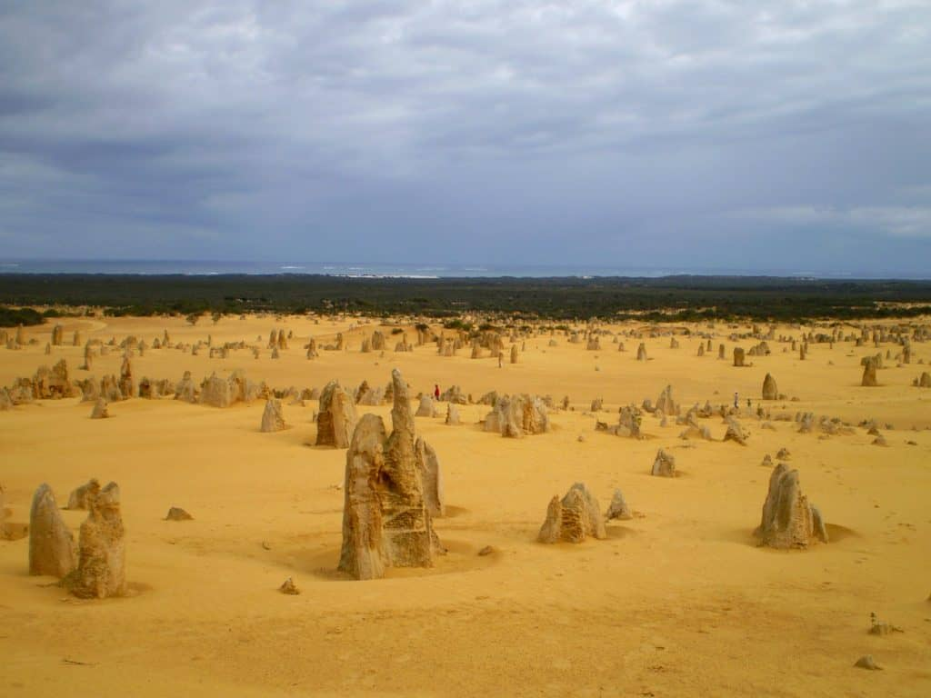 Natural wonders of Australia - Pinnacles