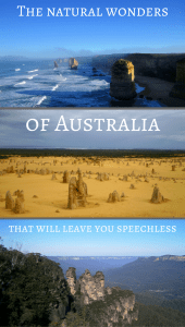 The natural wonders of Australia that will leave you speechless Pin