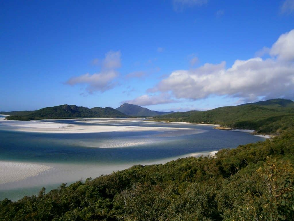 Natural wonders of Astralia - Whitsundays