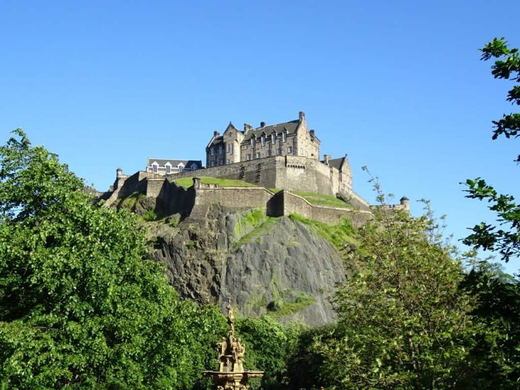 2017 travel highlights - Edinburgh