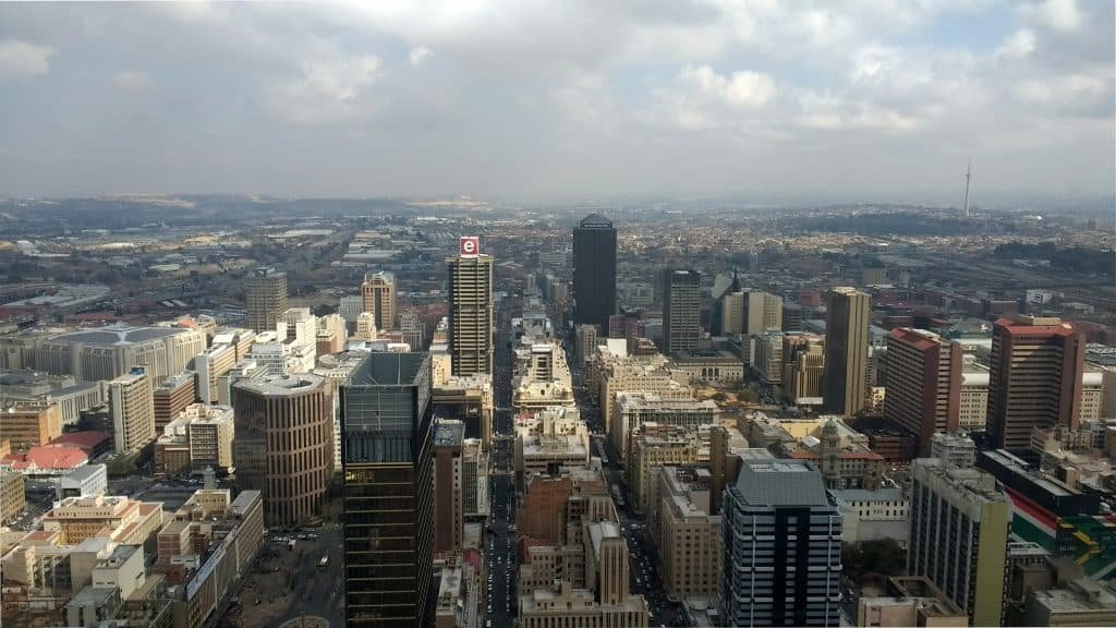 2017 travel highlights - Johannesburg