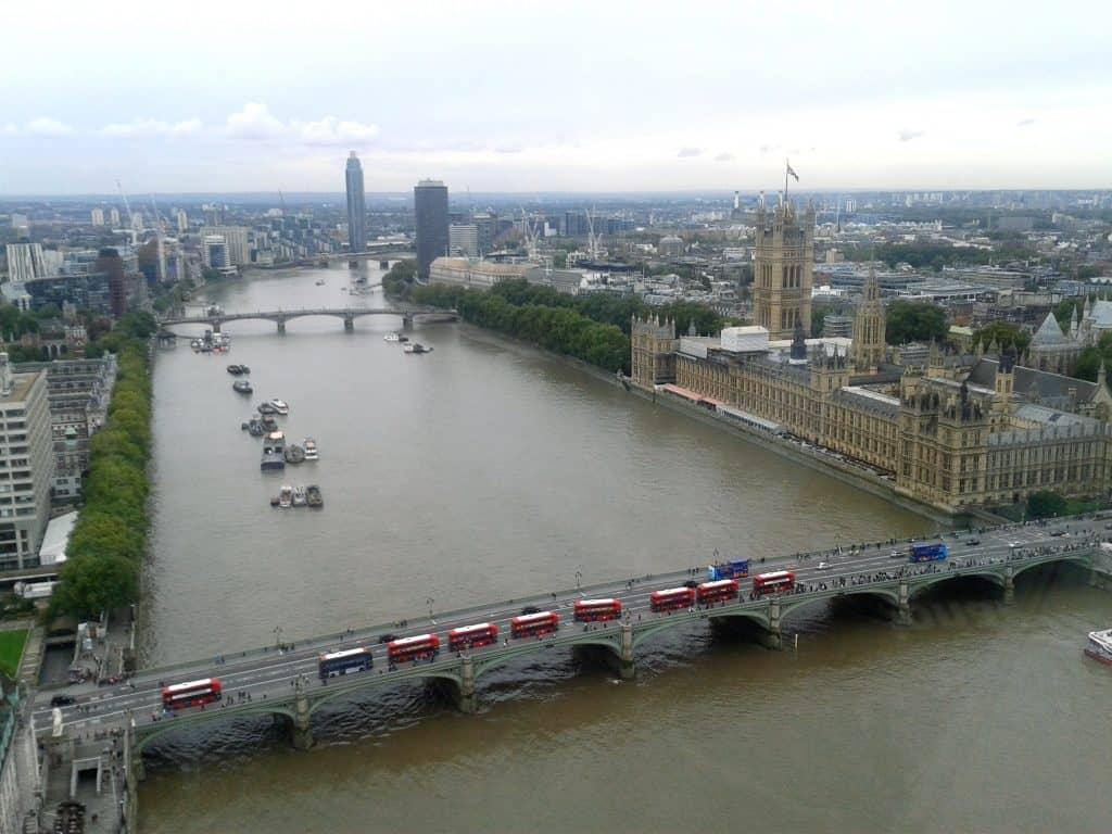 2017 travel highlights - London