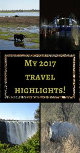My 2017 travel highlights Pin