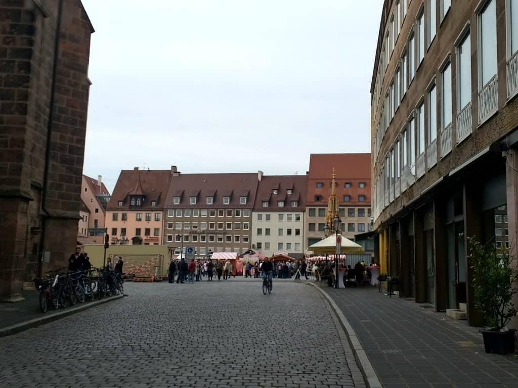 2017 travel highlights - Nuremberg