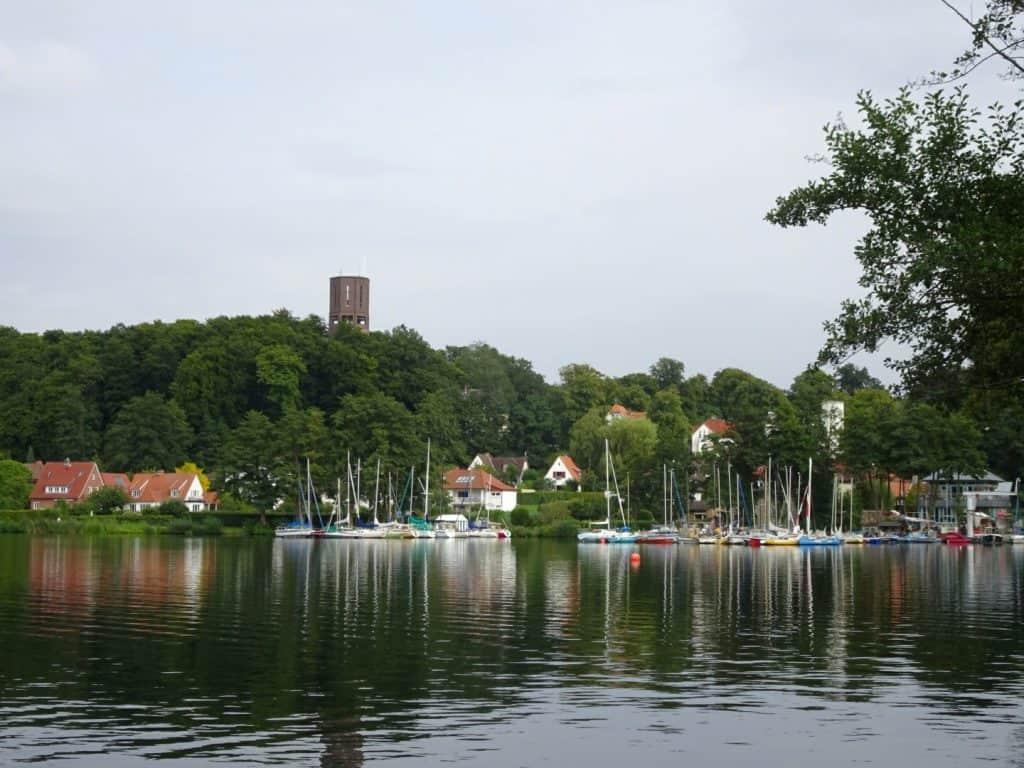 2017 travel highlights - Ratzeburg lake