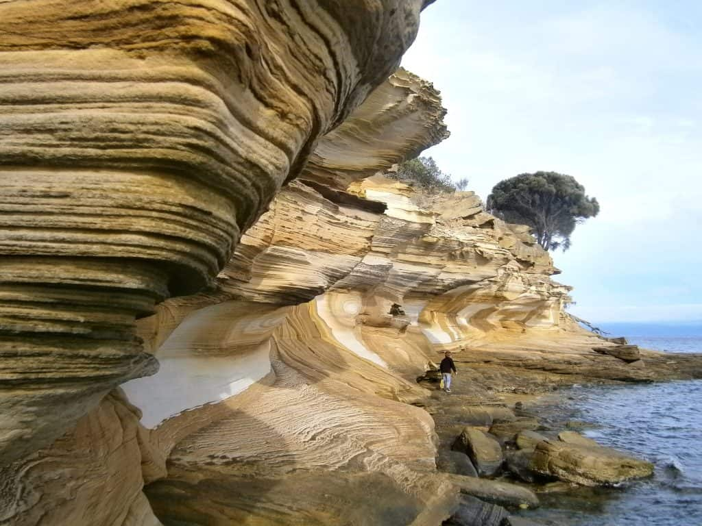 Mariah Island Tasmania