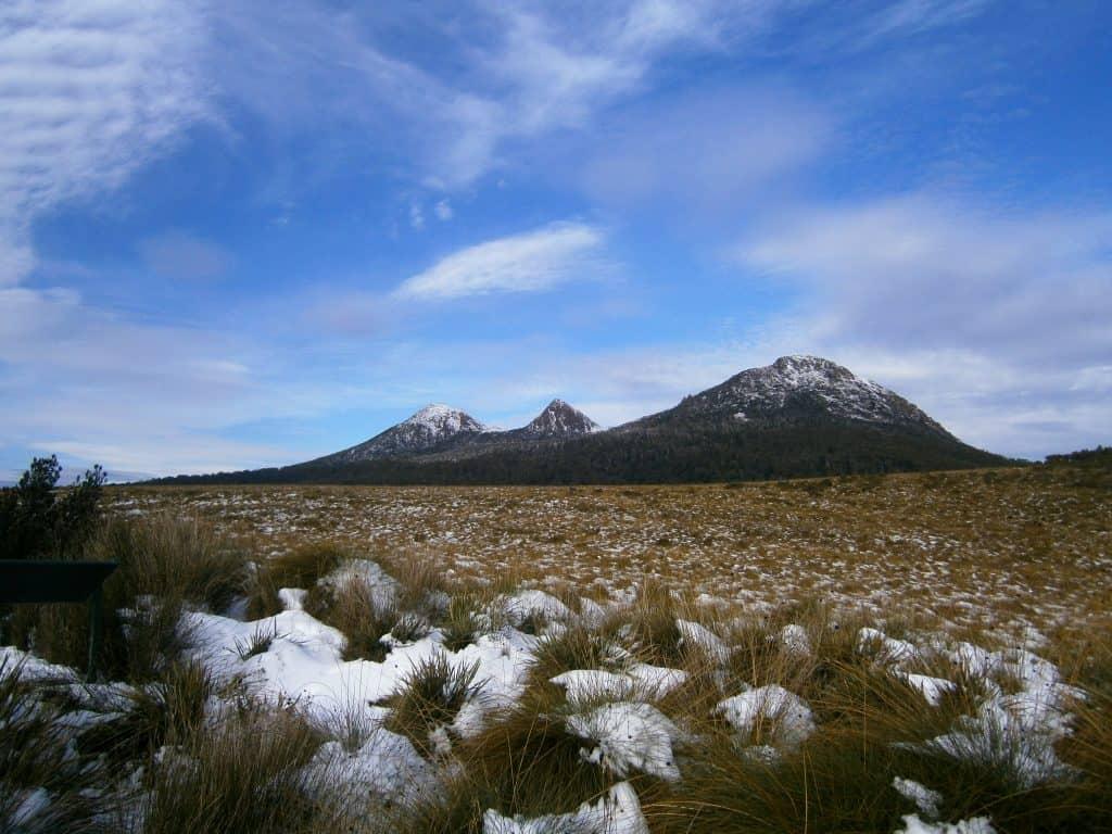 Cradle Mountain NP Tasmania