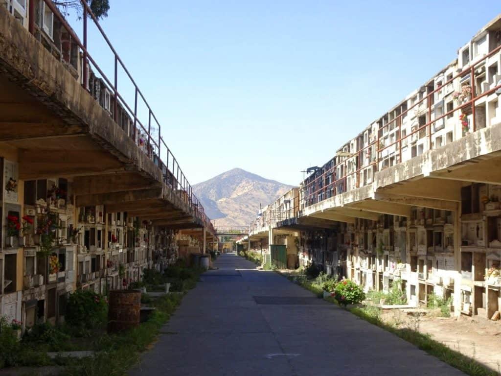 Cemeterio General - Santiago de Chile