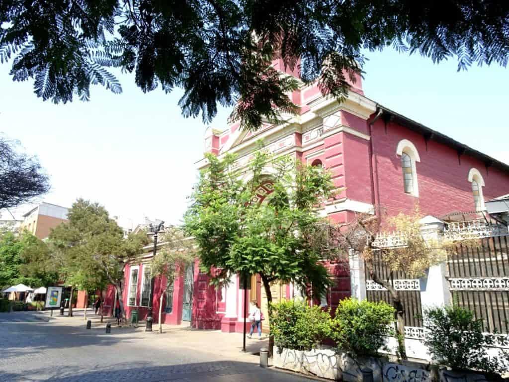 Lastarria Santiago de Chile
