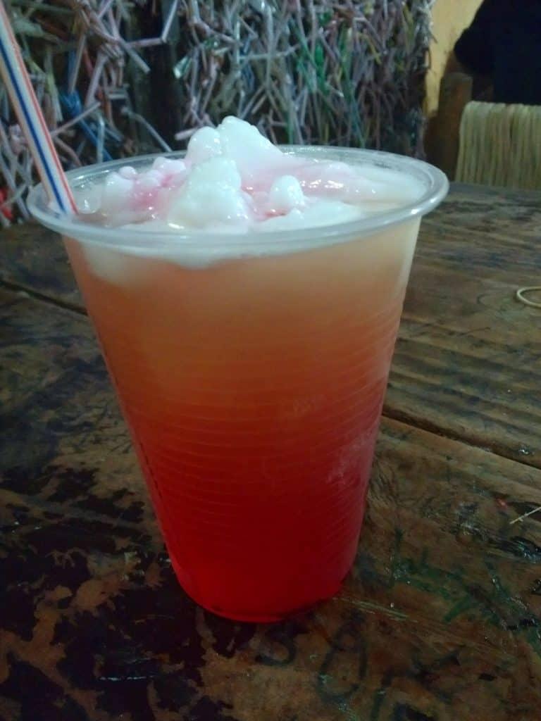 Terremoto drink