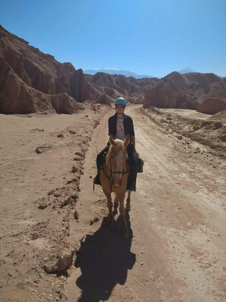 Valle de la Muerte Horse Ride - Atacama