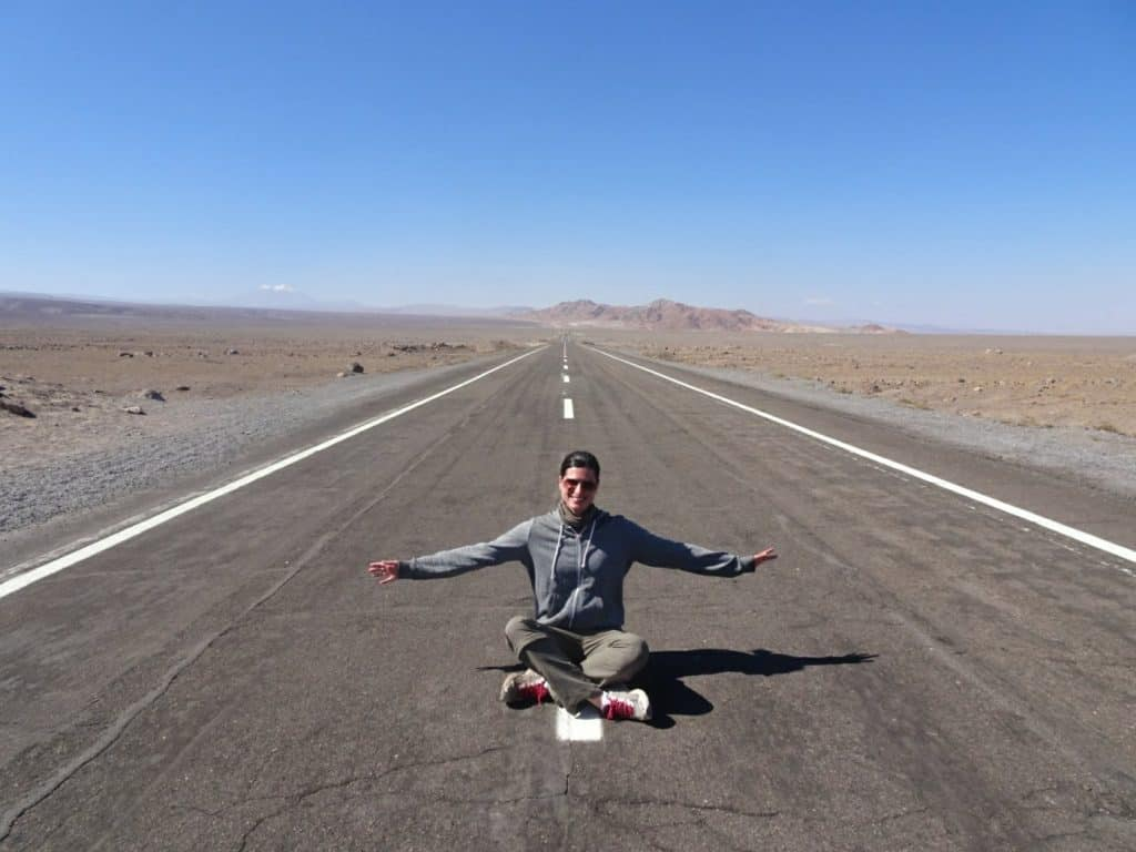 Tropic of Capricorn - Atacama