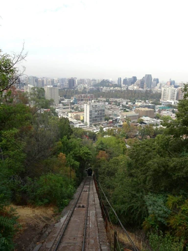 Santiago de Chile for Introverts - Cerro San Cristobal