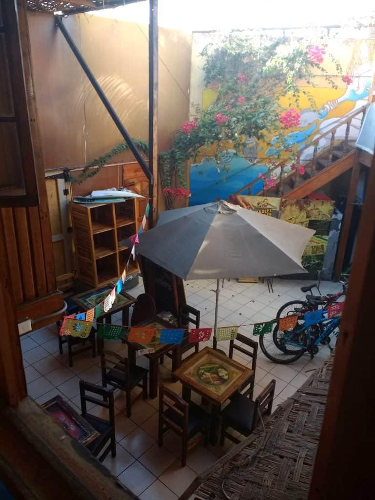Dining area in Hoatl El Bajo Iquique