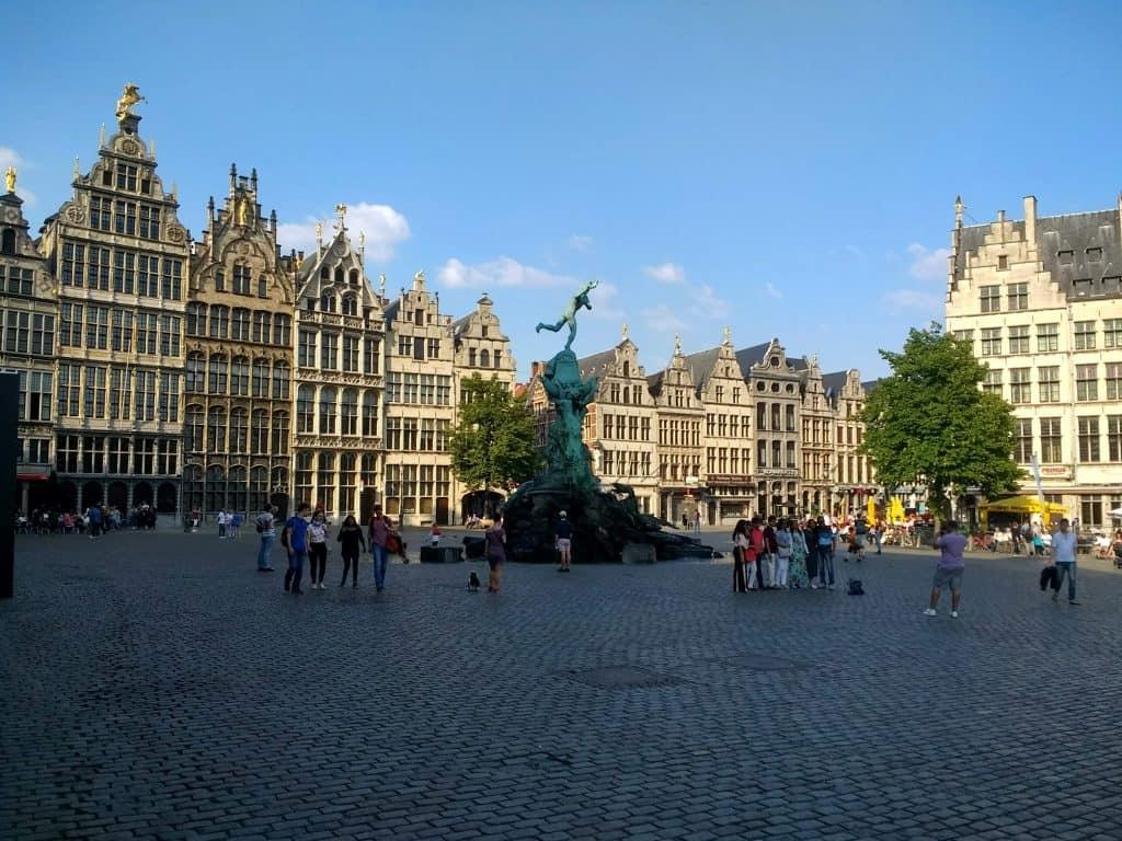 Grotemarkt Antwerp