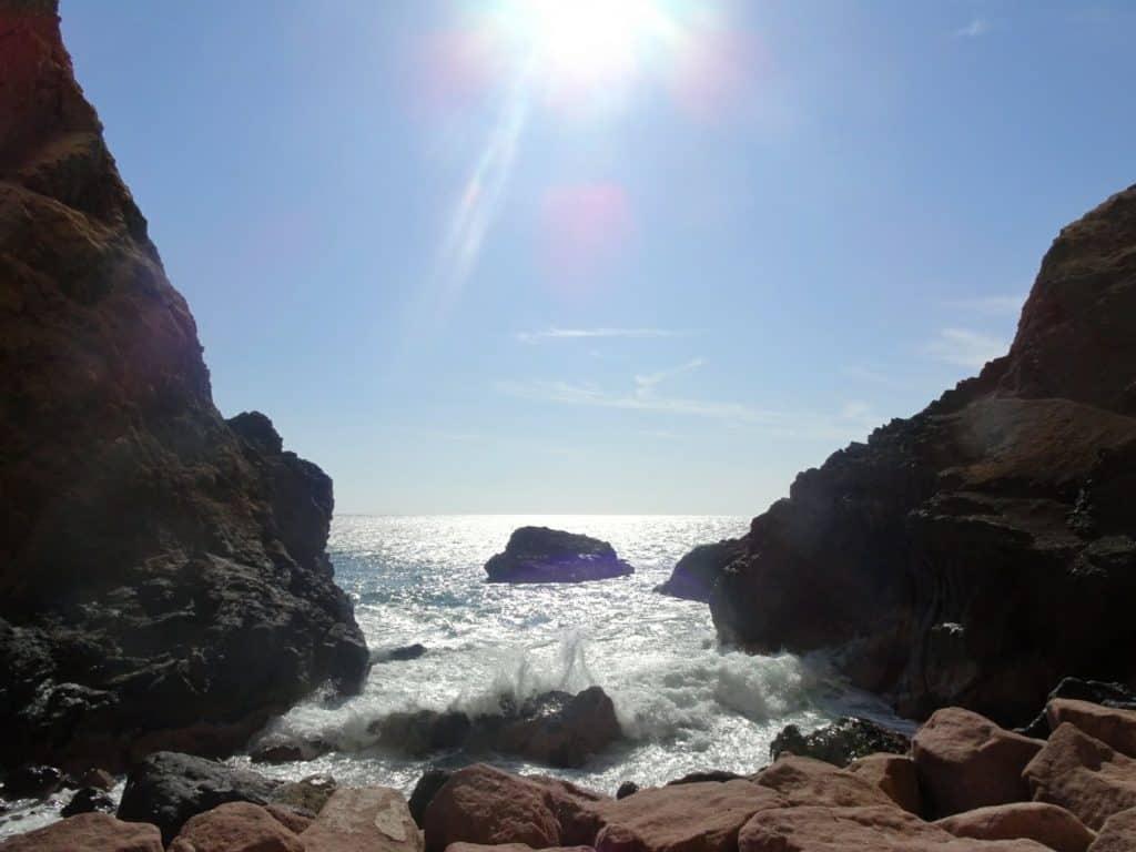 Cuevas de Anzota Arica
