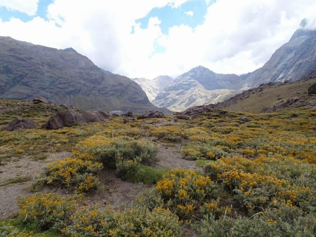 Cajon del Maipo Chile