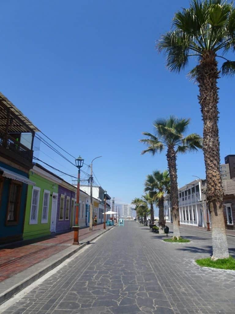 Iquique town