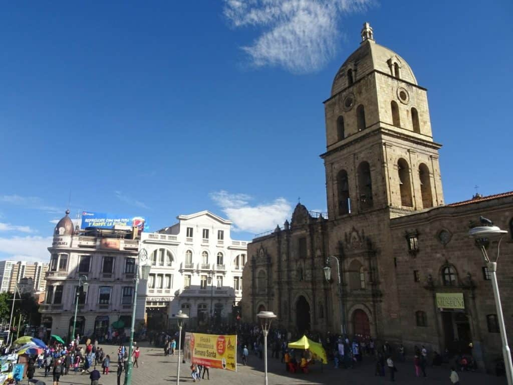 San Francisco Church La Paz