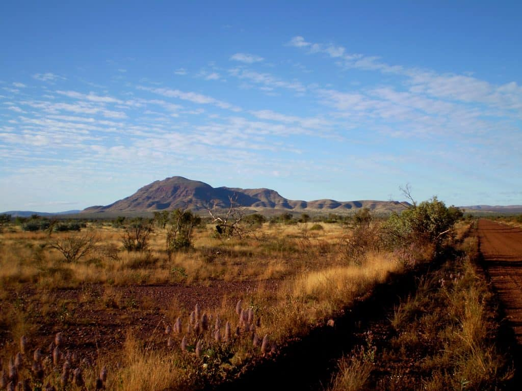 Mt Bruce Western Australia